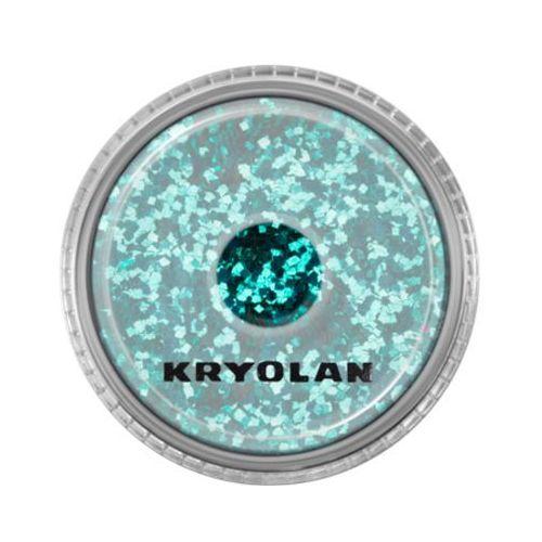 polyester glimmer coarse (sea spray) gruby sypki brokat - sea spray (2901) marki Kryolan
