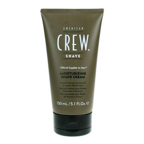American Crew Moisturizing Shave Cream   Nawilżający krem do golenia 150ml