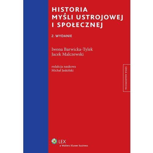 Historia myśli ustrojowej i społecznej - Dostępne od: 2014-10-10 (304 str.)