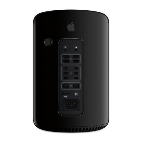 Apple Mac Pro Tower Desktop (Quad core Xeon E5, 3.7GHz, 12GB, 256GB SSD, Dual FirePro D300, Mavericks OS X 10.9), kup u jednego z partnerów