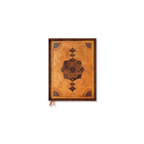 Kalendarz książkowy ultra 2019 12M Safavid (9781439749623)