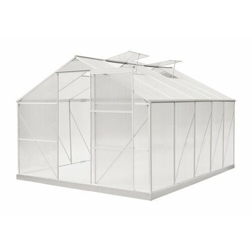 Hecht czechy Hecht gardener i szklarnia ogrodowa aluminiowa 310x250x190 + podstawa gratis - oficjalny dystrybutor - autoryzowany dealer hecht