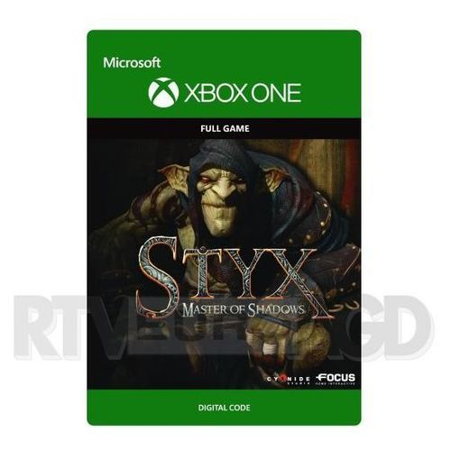 Styx Master of Shadows (Xbox One)
