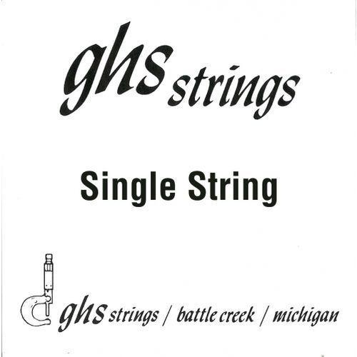 GHS Phosphor Bronze struna do gitary akustycznej,.028, owijana