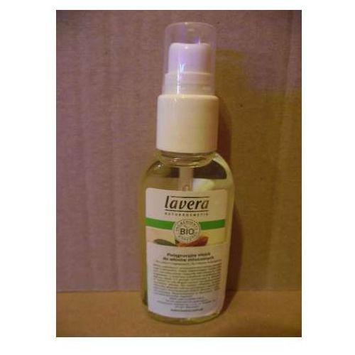 - pielęgnacyjny olejek do włosów zniszczonych 50ml marki Lavera