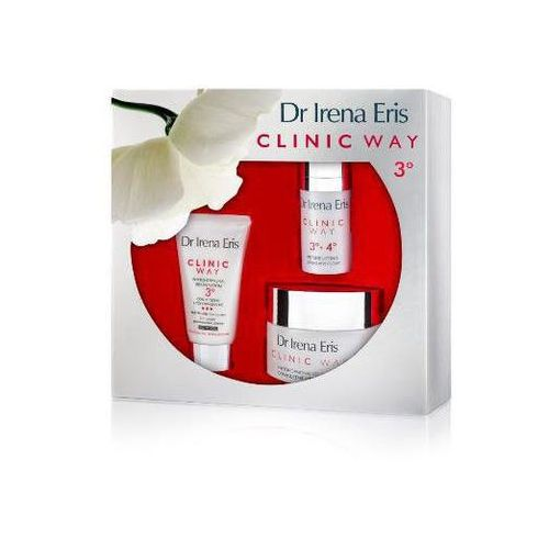 Dr Irena Eris CLINIC WAY 3° ZESTAW Pielęgnacja anti-aging