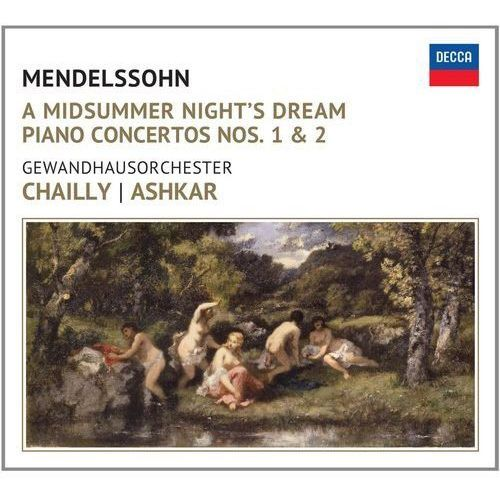 Riccardo Chailly - MENDELSSOHN A MIDSUMMER NIGHT'S DREAM, 4810778