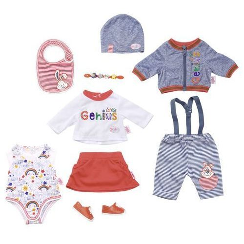Zapf Baby born - deluxe super mix&match set (4001167826928)