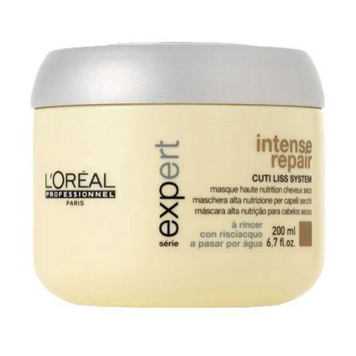 intense repair masque maska intensywnie regenerująca do włosów suchych (200 ml) marki L'oreal