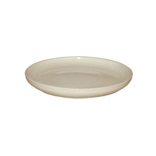 Podstawka ceramiczna 13 cm kremowa P0213 J10 EKO-CERAMIKA