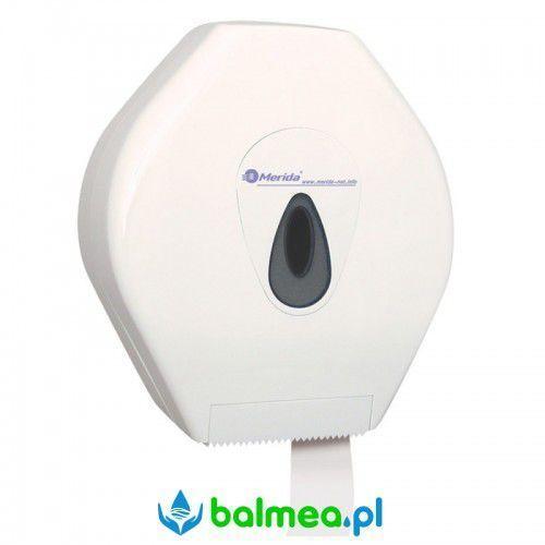 Merida Pojemnik na papier toaletowy top mega - okienko szare