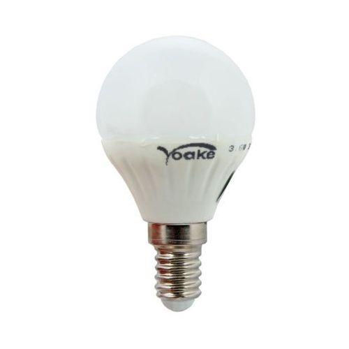 E14 3,5W Kula mleczna E14F3WTG28353,5C Żarówka LED
