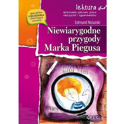 Niewiarygodne przygody Marka Piegusa (2014)