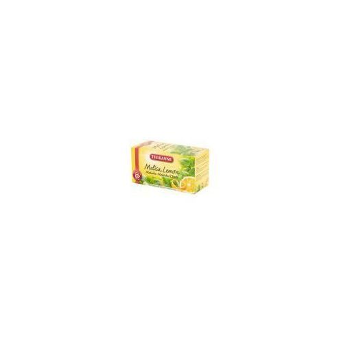 Herbata ziołowa melisa cytryna marki Teekanne