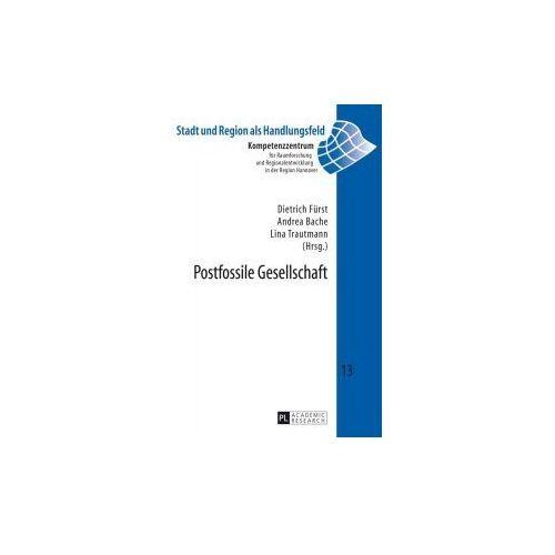 Postfossile Gesellschaft (9783631654279)