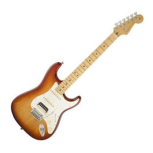 american standard stratocaster hss shawbucker mn ssb marki Fender