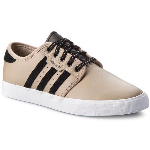 Buty - seeley b27788 tkakha/cblack/ftwwht marki Adidas