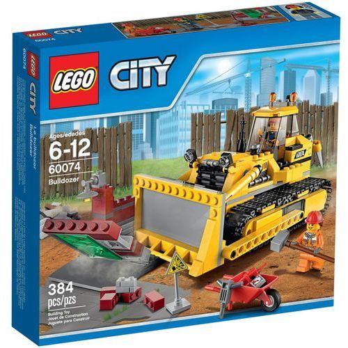 Lego City BULDOŻER 60074 z kategorii: klocki dla dzieci