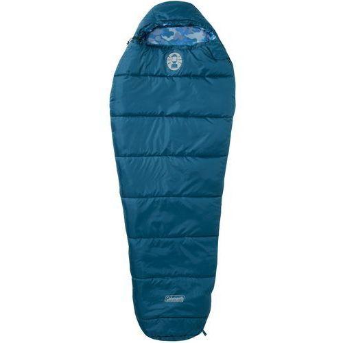 frisco mummy śpiwór dzieci niebieski śpiwory syntetyczne marki Coleman