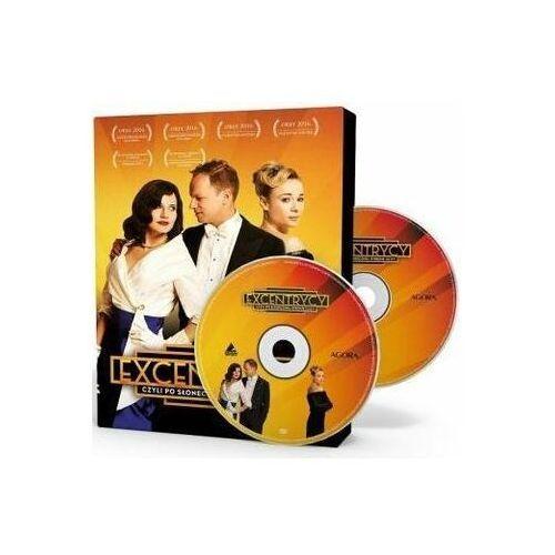 Excentrycy czyli po słonecznej stronie ulicy Pakiet DVD+CD (9788326824609)