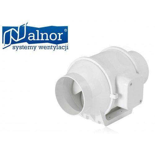 Alnor Wentylator kanałowy, plastikowy 125mm, 218m3/h (dv-pp-l-125) (5901829411815)