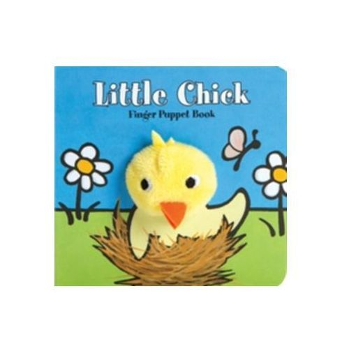 Little Chick: Finger Puppet Book (9781452129174)