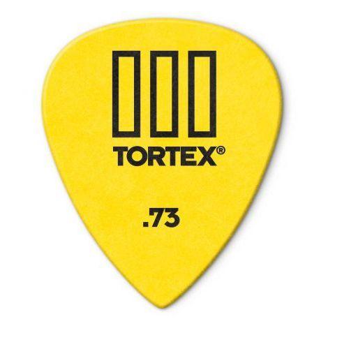 tortex iii standard pick, kostka gitarowa, 0.73 mm marki Dunlop
