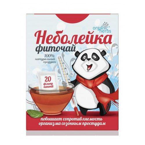 Fbt Herbata ziołowa na odporność, 20 saszetek