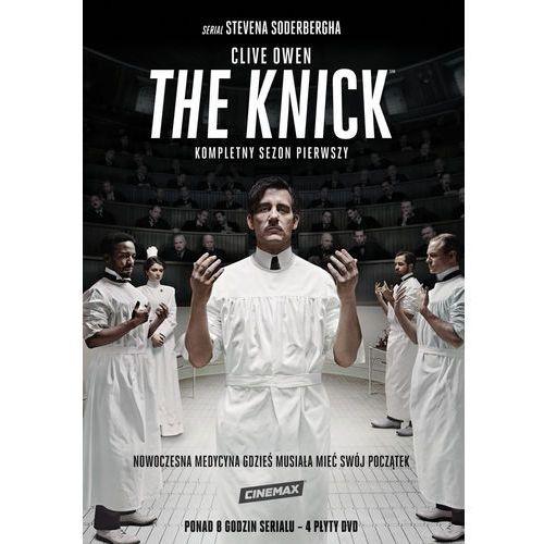 Steven soderbergh Knick, sezon 1 (4dvd) (7321909337961)