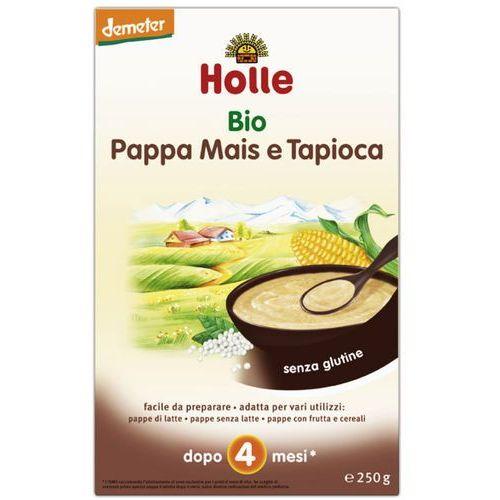 - bezmleczna kaszka kukurydziana z tapioką 250g eko demeter marki Holle