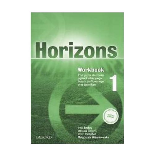 Horizons 1. Workbook (opr. miękka)