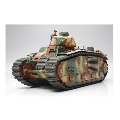 TAMIYA B1 bis (German Army) - DARMOWA DOSTAWA!