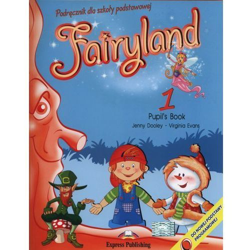 Fairyland 1 Pupil's Book + e-book (2016)
