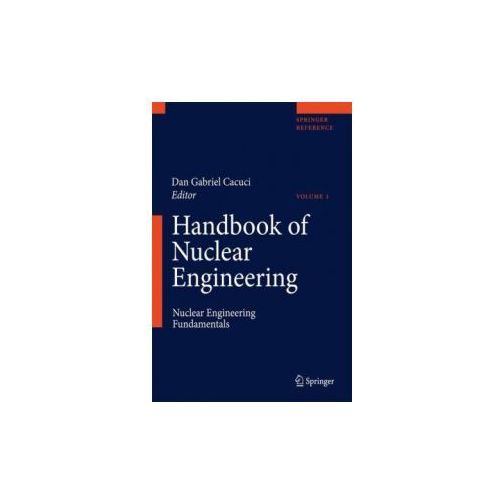 Handbook of Nuclear Engineering (9780387981307)