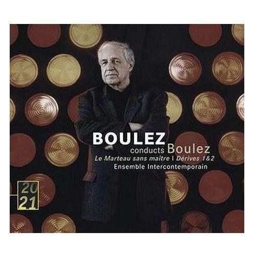 Boulez: Le Marteau Sans Maitre 20 / 21 - Pierre Boulez (Płyta CD), 4775327