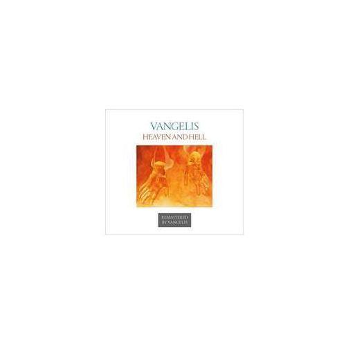 Heaven and hell - vangelis (płyta cd) marki Cherry red