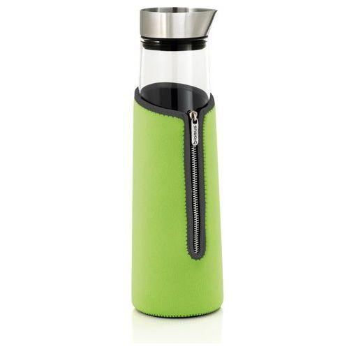 Blomus - Acqua - Pokrowiec termoizolacyjny na karafkę 1 L - zielony - 1,00 l