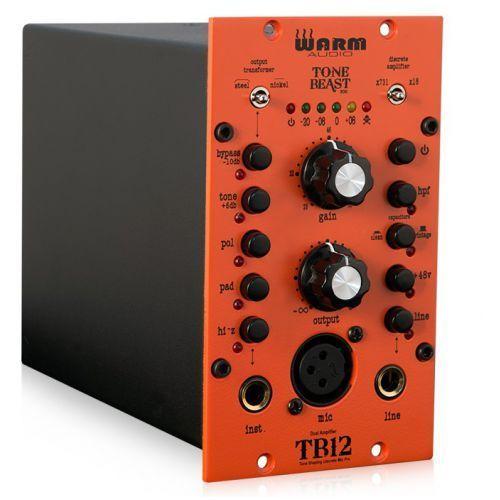 tb12 500 tone beast przedwzmacniacz, format 500 marki Warm audio