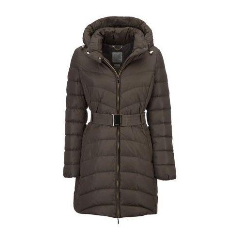 płaszcz damski xl brązowy marki Geox
