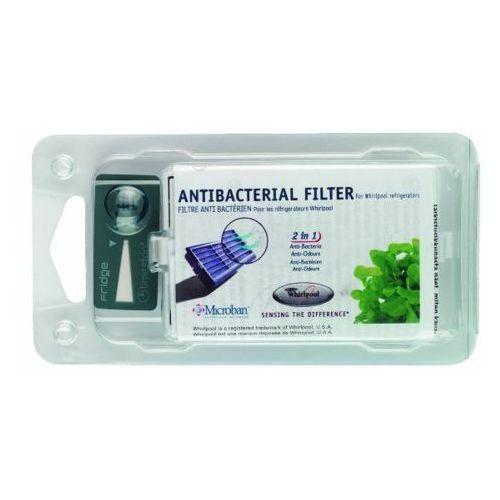 Whirlpool Filtr antybakteryjny microban do lodówek 1 szt