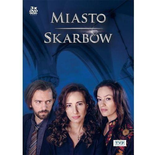 Miasto skarbów (płyta dvd) marki Telewizja polska