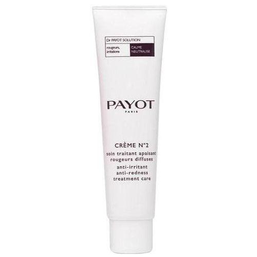 Payot  creme no.2 anti redness treatment kosmetyki damskie - krem do skóry wrażliwej i zaczerwienionej 100ml - 100ml