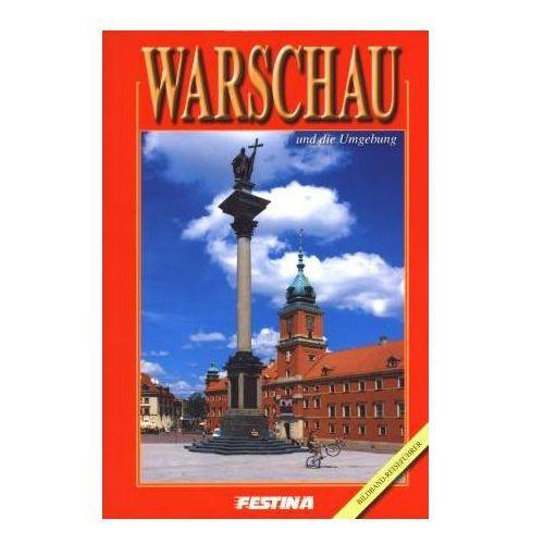 Warszawa i okolice. Wersja niemiecka, RAFAŁ JABŁOŃSKI