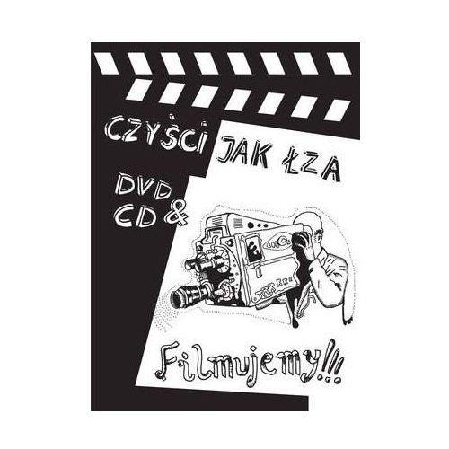 Czyści Jak Łza - Filmujemy (Digipack) [Wyprzedaż - Wiosna 2014] (5906712912684)