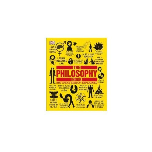 The Philosophy Book: Big Ideas Simply Explained (9781465458551)