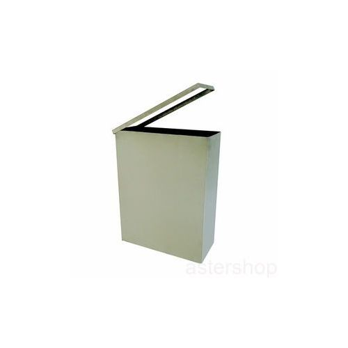 Kosz na śmieci, wiszący, prostokątny,matowy 125115045 - produkt dostępny w ASTERSHOP