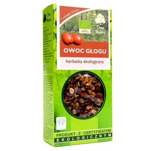 Dary natury Herbata owoc głogu bio 100g (5902741004208)