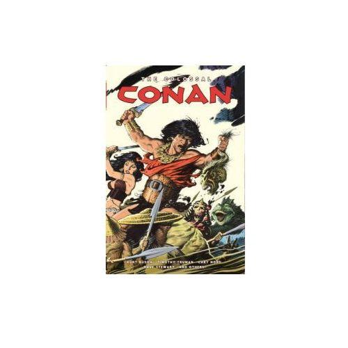 Colossal Conan (9781616552282)