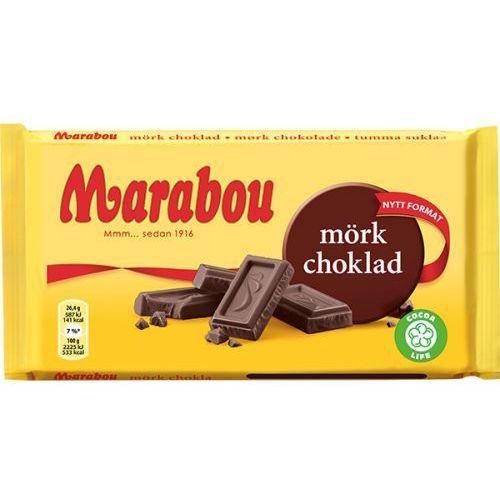 Marabou MORKCHOKLAD - 185g - szwedzka czekolada