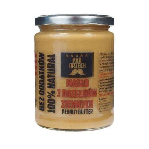 500g pasta z orzechów ziemnych smooth marki Pan orzech